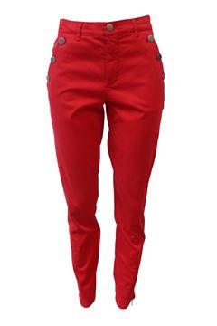 karcelona-rød