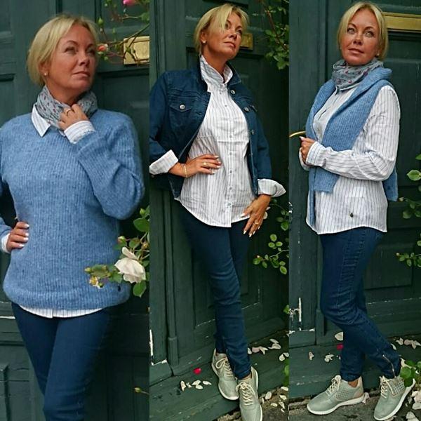Bilde for kategori Classy i jeans & sneakers