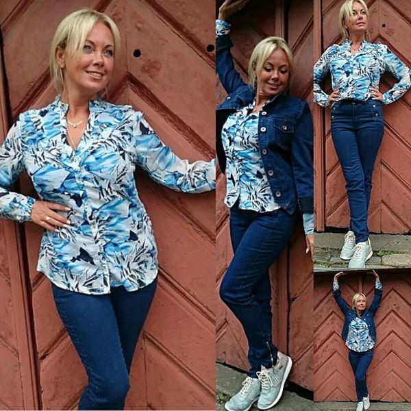 Bilde for kategori Blusefin i jeans