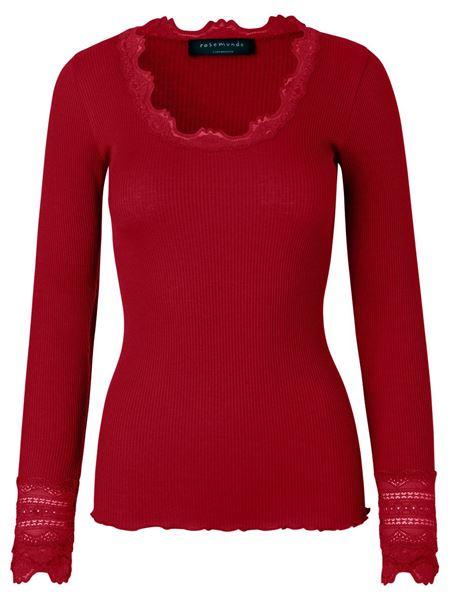 silketopp-klassisk-rød