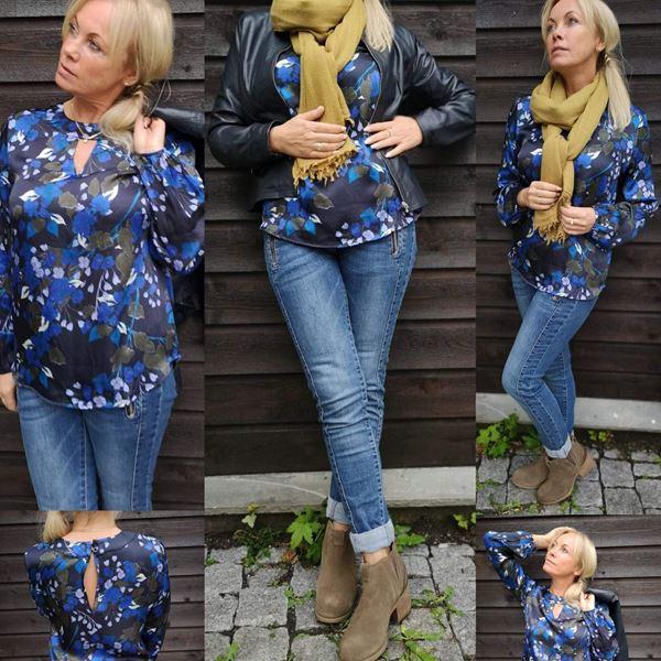 Bilde for kategori HØSTFIN i silke og jeans 🍂