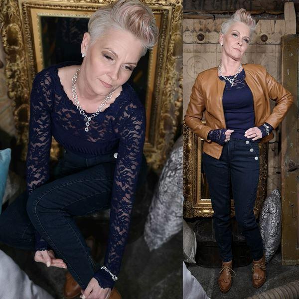Bilde for kategori Blå blonder & jeans