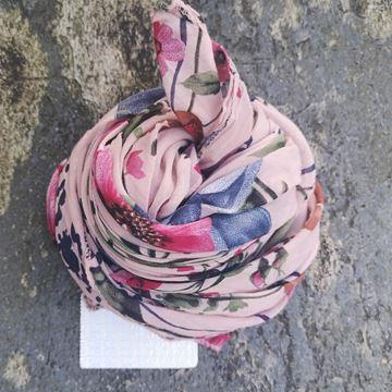 henne-silketørkle-rosa
