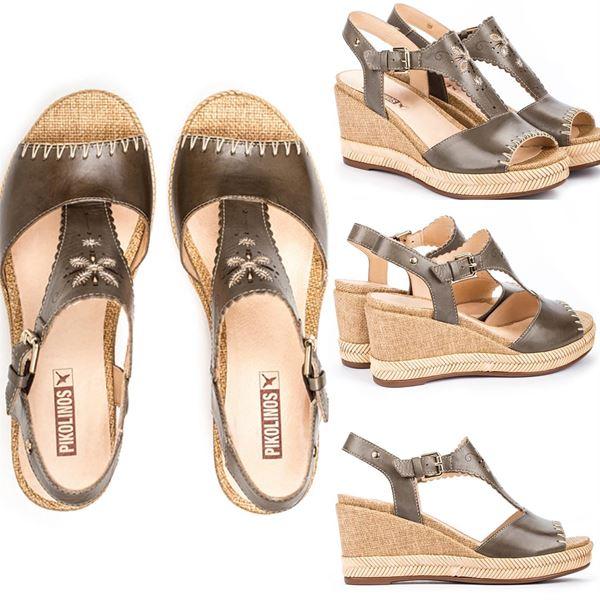 venezia-platå-sandal-salvie-grønn