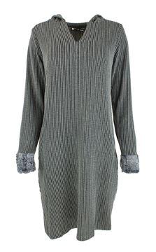 stripet-hettekjole-grå