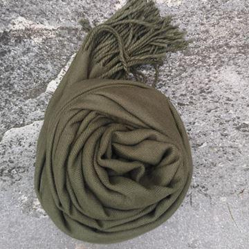 cashmir-grønn
