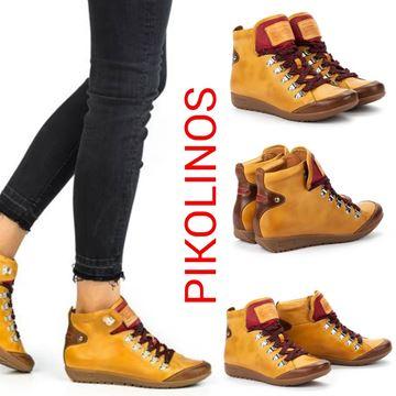 ankelsneaker-i-skinn-okergul