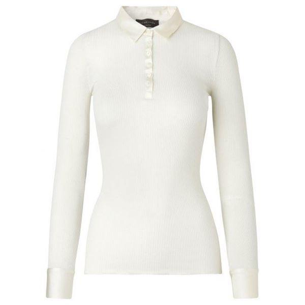 silkeskjorte-hvit