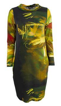 inez-kjole-okergul