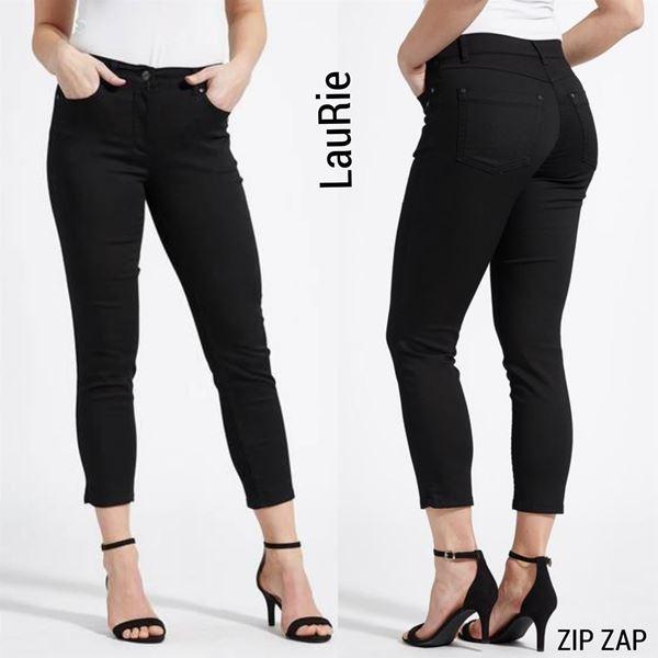 minni-jeans-svart