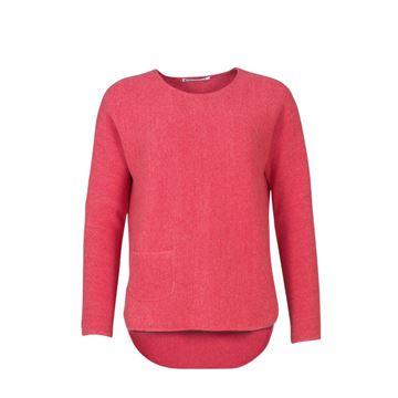 genser-mlomme-rød