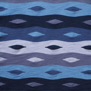 bølgeskvulp-blå