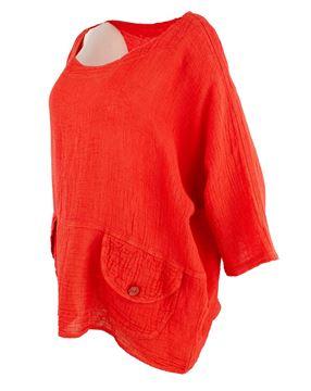 lin-topp-med-lommer-oransje