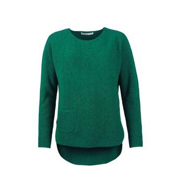 genser-mlomme-smaragdgrønn