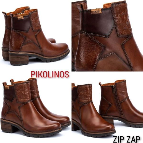 ankel-boots-star-brun